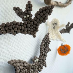 Bastelidee: Fledermaus aus PlayMais®