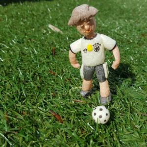 PlayMais Bastelidee Fußball WM 2018
