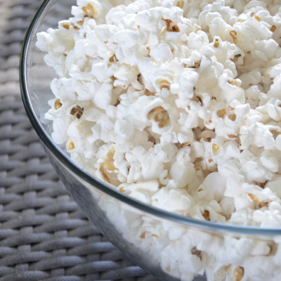 P wie Popcorn