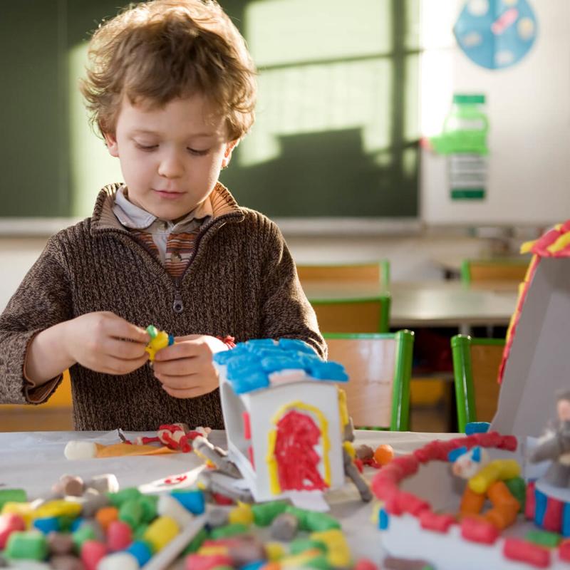 PlayMais – Spielzeug im Einklang mit der Natur