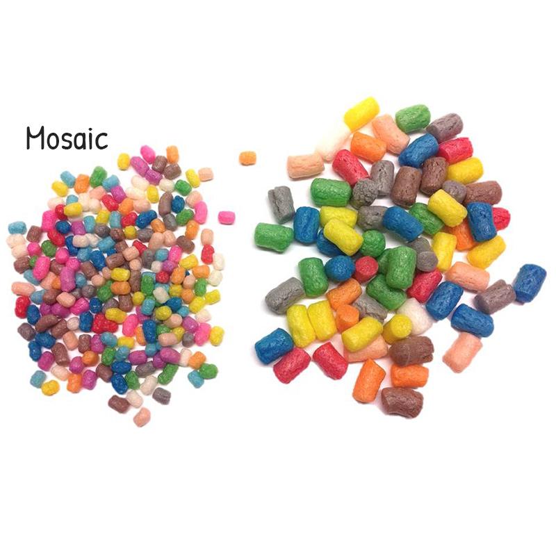 Warum gibt es PlayMais in unterschiedlichen Größen?